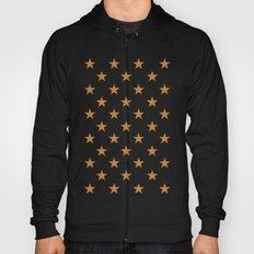 Stars (Bronze/White) Hoody