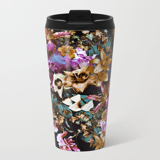 Future Nature Metal Travel Mug