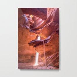 WANDERLUST CANYON ROAD TRIP / Arizona Desert Metal Print