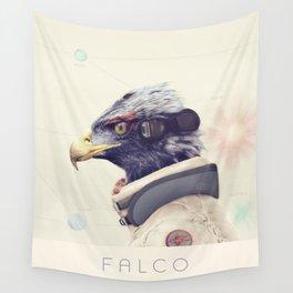 Star Team - Falco Wall Tapestry