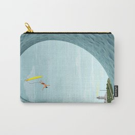 Big Wave Carry-All Pouch
