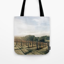 Sunny vines Tote Bag