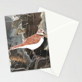 Killdeer bird Stationery Cards