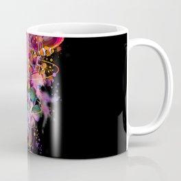 Electric Jellyfish World Revisited 2018 Coffee Mug