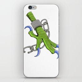 Break Free - green iPhone Skin