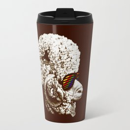 Funky sheep Travel Mug