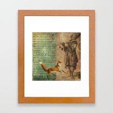 Fable Framed Art Print