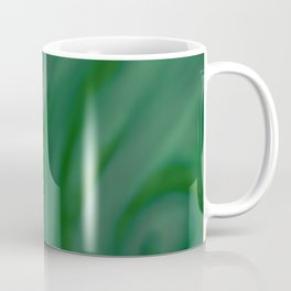 Green SWIRL Coffee Mug