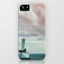 Harbor on Huron iPhone Case