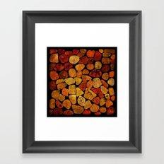 Secret of Amber  Framed Art Print