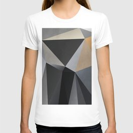 Interconnected Triangles 3 T-shirt