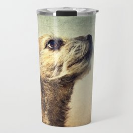 Border Terrier Travel Mug