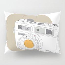 Yashica Electro 35 GSN Camera Pillow Sham