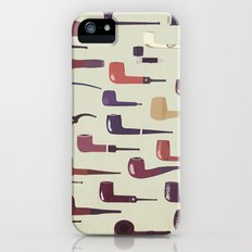 A pipe for every man iPhone (5, 5s) Slim Case