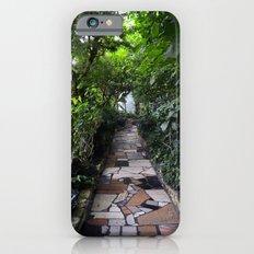 Lush tunnel iPhone 6s Slim Case