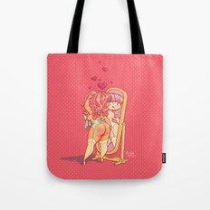 Impact & Admiration Tote Bag