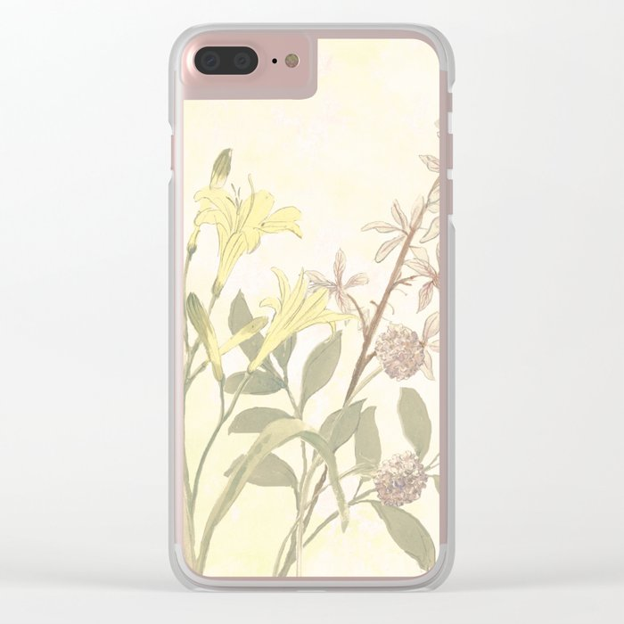 Summer time... Clear iPhone Case