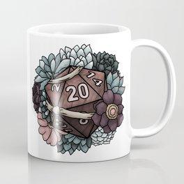 Monk Class D20 - Tabletop Gaming Dice Coffee Mug
