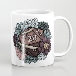 Monk Class D20 - Tabletop Gaming Dice Coffee Mug