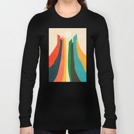 Skyscraper Long Sleeve T-shirt