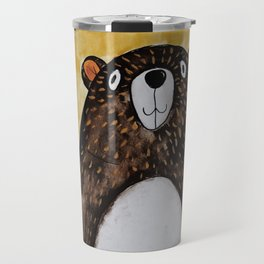 Mr. Bear Travel Mug