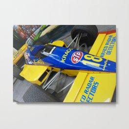 F1 Metal Print