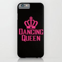 Dancing Queen iPhone Case