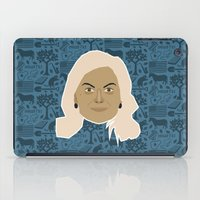 parks and recreation iPad Cases featuring Leslie Knope - Parks and recreation by Kuki