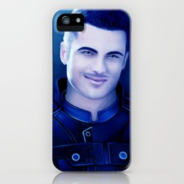 Major Alenko iPhone Case