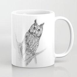 The Long-eared Owl Coffee Mug
