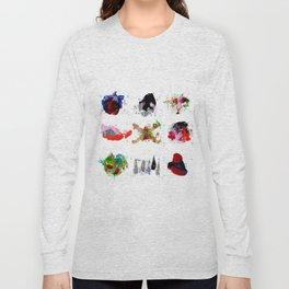 9 abstract rituals Long Sleeve T-shirt