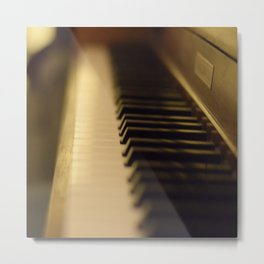 Piano Dream Metal Print