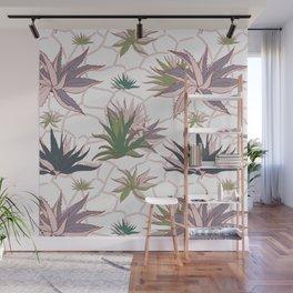 Agave Flower Wall Mural
