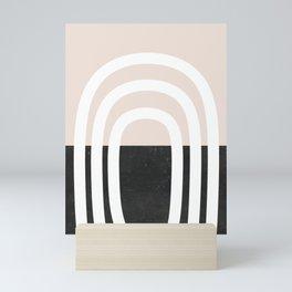 Minimal Arch Mini Art Print