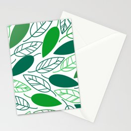 Leaves falling Stationery Cards