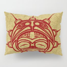Blood Frog Sand Pillow Sham
