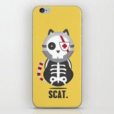 Scat iPhone Skin