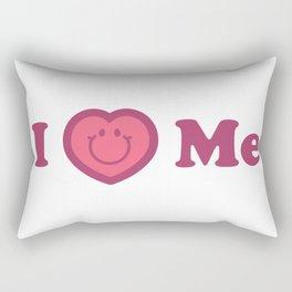 I Love Me Rectangular Pillow