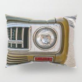 Vintage International Pillow Sham