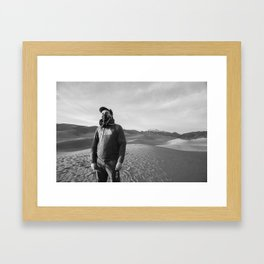 The Wasteland Framed Art Print