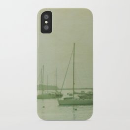 Searching For The Anchor iPhone Case