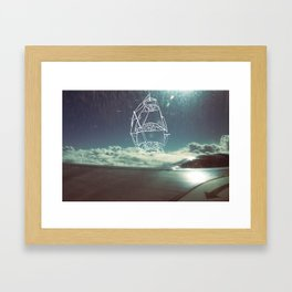 Sail the Skies Framed Art Print