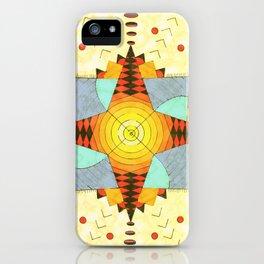 El sol canario iPhone Case