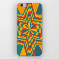 trippy iPhone & iPod Skins featuring Trippy by Ashley