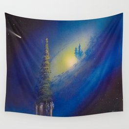 The Other Side Wall Tapestry