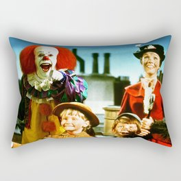 PENNYWISE IN MARY POPPINS Rectangular Pillow