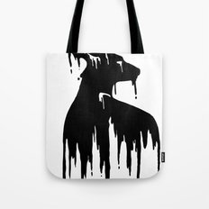Painted Stag V.2 Tote Bag