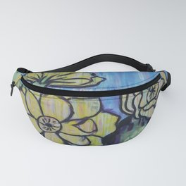 Don't be such a Prick (A Cactus Painting) Fanny Pack