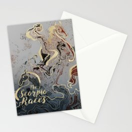 The Scorpio Races - I Will Ride Stationery Cards