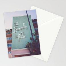 Beverly Hills Mod Stationery Cards